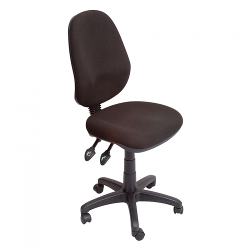 High back fully ergonomic chair