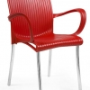 Sessa Indoor or Outdoor Chair with Arms