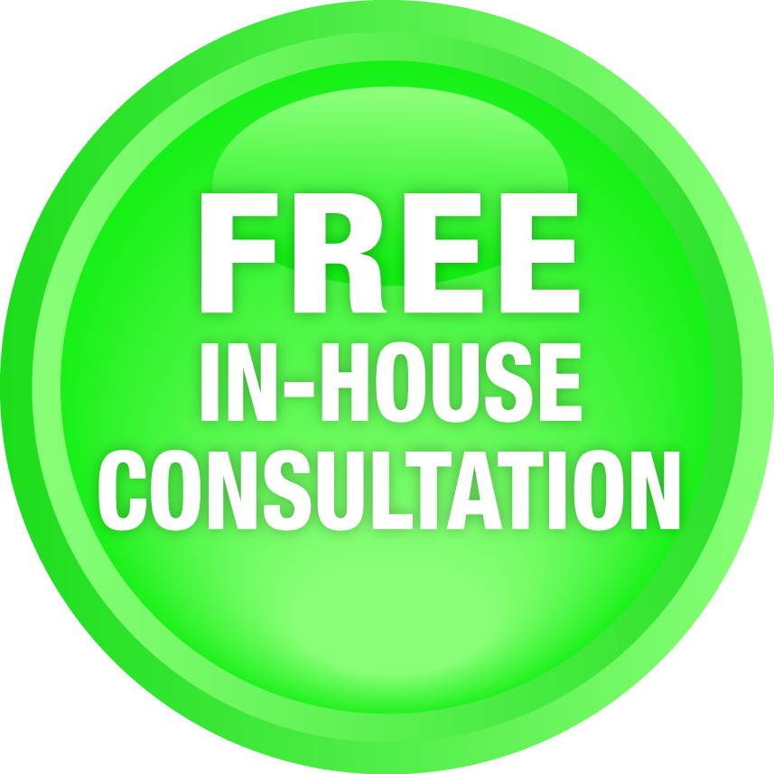 Free in house consultation
