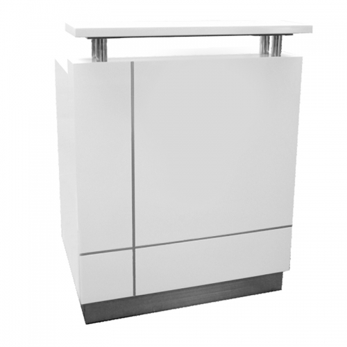 Mia Mini Reception Counter Desk