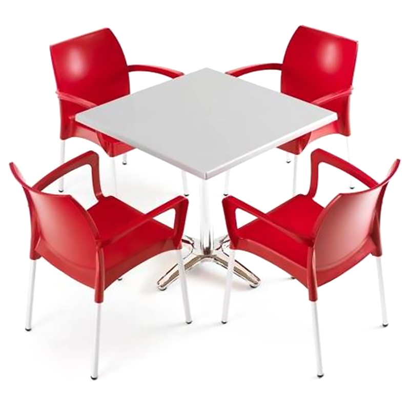 Breakout & Cafe Tables & Chairs