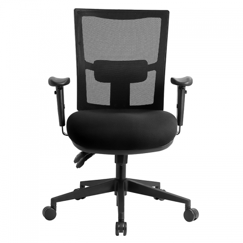 Breathe Super Heavy Duty Task Chair. 160kg User Weight Rating