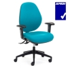Samson Extra Heavy Duty Task Chair 160kg User Weight Rating