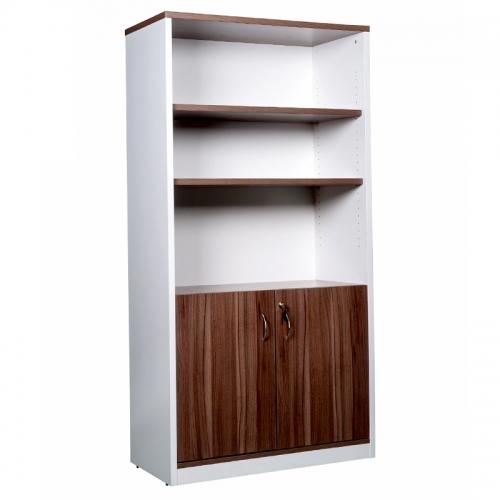 Martina Half Bookcase