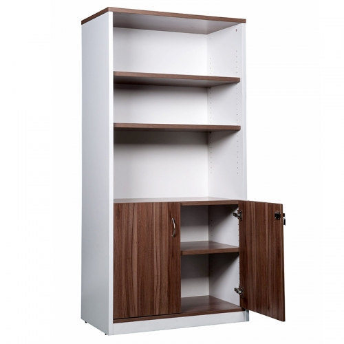 Martina Half Bookcase