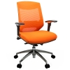 Prima Pro High Back Chair, Orange