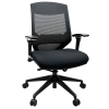 Prima Pro High Back Chair, Black