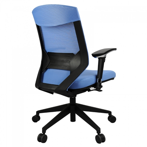 Prima Pro High Back Chair, Blue