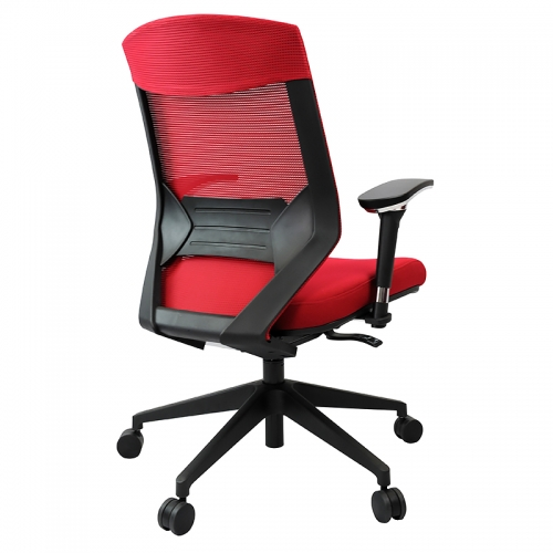 Prima Pro High Back Chair, Red
