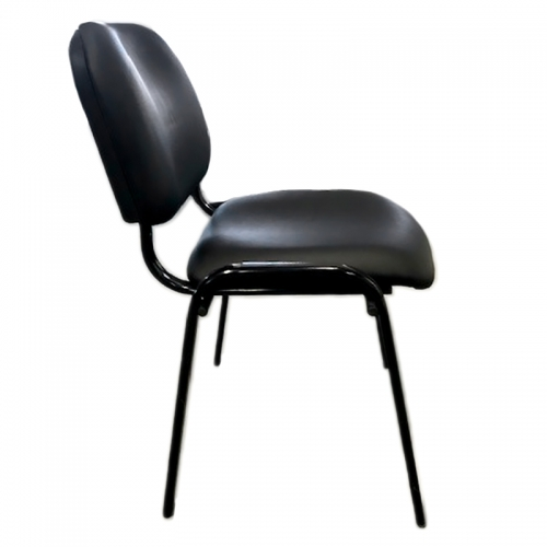 Active Chair, Black Vinyl