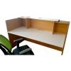 Alfiea Reception Counter Desk