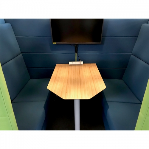 Private Booth Seating