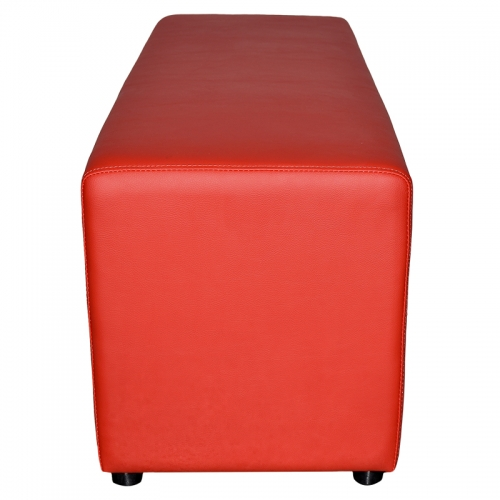 Compact 2 Seater Bench Ottoman