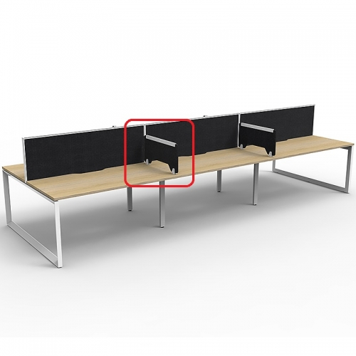 Effect Profile Leg Desk System