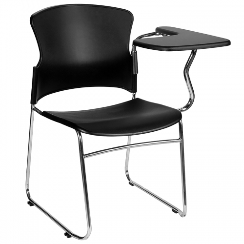 Edu Lecture Chair with Tablet Arm. Available Right or Left Hand