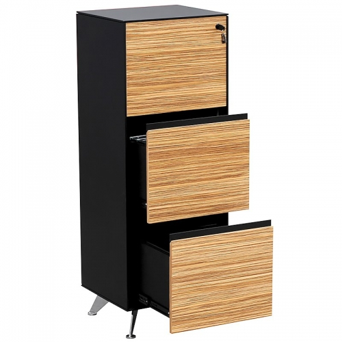 Classic Executive 3 Drawer Filing Cabinet