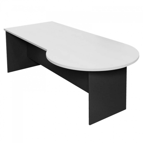 Deluxe 'P' End Conference Desk