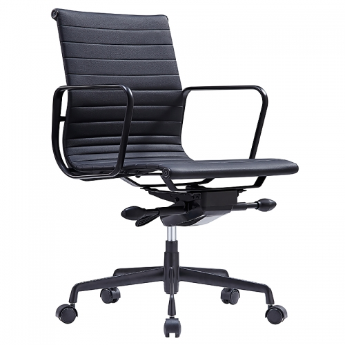 Glebe Black on Black Chair