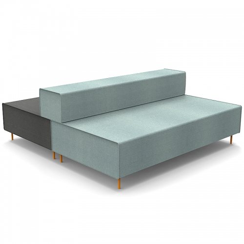 Jive Modular Seating System - Back to Back