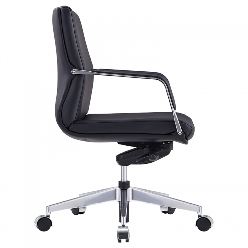 Luxe Leather Medium Back Executive Chair