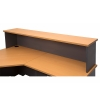 Fast Desk with Reception Cowl