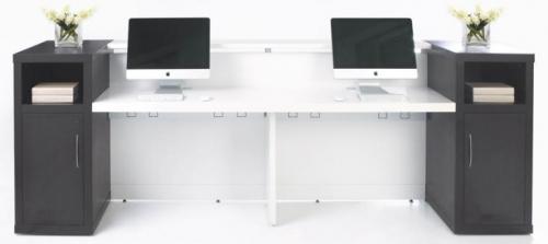 Metro Reception Counter Desk