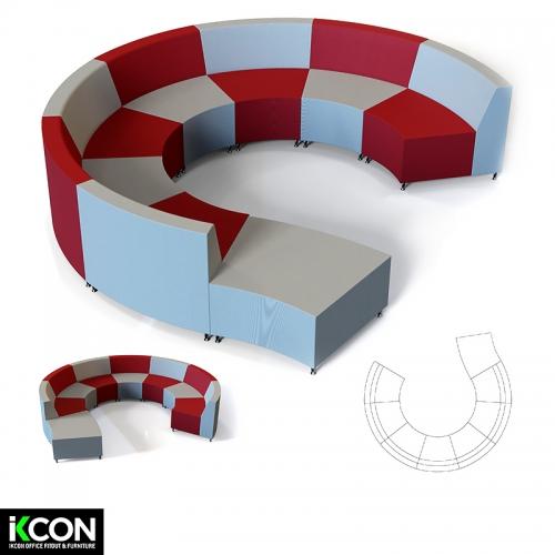 Slider Modular Seating System