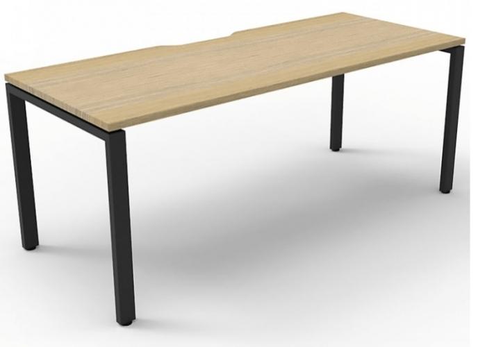Office Desks Brisbane - Effect Profile Leg Desk