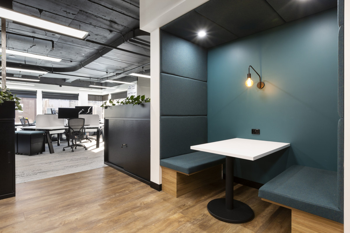 Commercial Office Refurbishments - IKCON