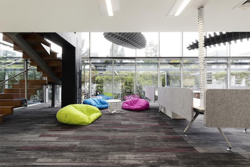 Office Interiors Refurbishment service